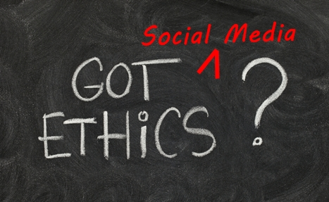social media ethics for business